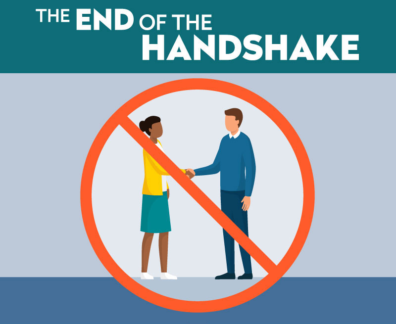 The End of the Handshake
